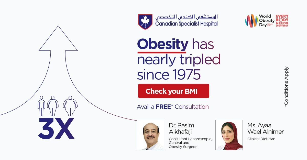 Cervical Obesity Day