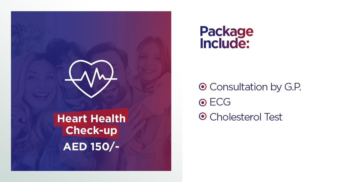 Heart Health Check-up